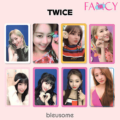 Twice - Fancy You Official Photocard Nayeon Jeongyeon Momo Sana Jihyo Mina