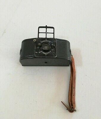 RARE Amourette Miniature Early 35mm Austrian Camera,From Robert White Collection