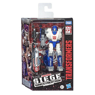 Hasbro Transformers War For Cybertron: Siege - Deluxe Mirage