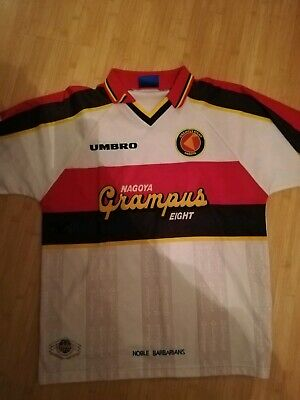 Nagoya Grampus Trikot Jersey camiseta Shirt Japan J League Umbro