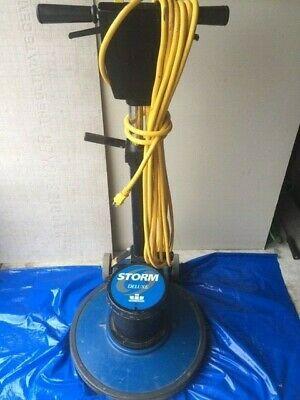 "20"" Windsor Storm Deluxe Floor Buffer Slow Speed Side by Side Scrubber"