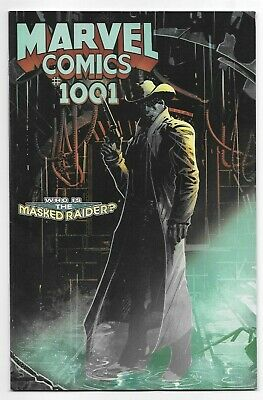 Marvel Comics MARVEL #1001 first printing Deodato variant