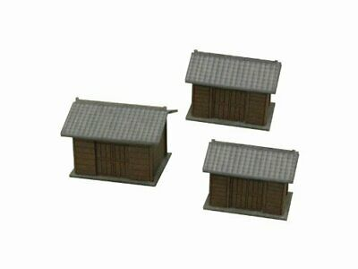 Sankei MP01-71 Shed (Storage Barn) A 1/2 From japan