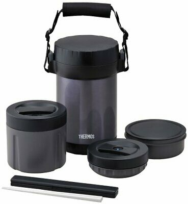 New Thermos stainless steel lunch jar about 1.6 Go Midnight Blue JB From japan