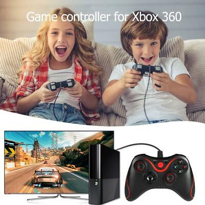 USB Wired Game Controller Gamepad for Microsoft Xbox 360 Xbox 360 Slim PC  #p
