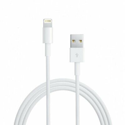 Cable USB Lightning carga y datos Apple original (sin blister) - iPhone, iPad