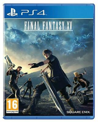 PlayStation 4 : Final Fantasy XV: Day One Edition (PS4) VideoGames***NEW***