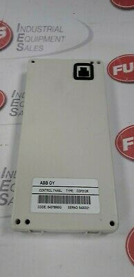 ABB OY Control Panel Type CDP312R - Used