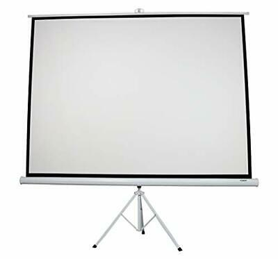 FOSSA 100 Inch Outdoor/Indoor Adjustable Portable Projector Screen with Stand |
