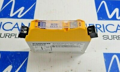 Turck Mzb66Ax  Shunt Diode Safety Barrier  New