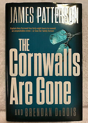 The Cornwalls Are Gone Captain Amy Cornwall James Patterson HCDJ 2019
