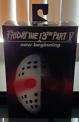 NECA Ultimate Jason Friday The 13th Part V A New Beginning Roy Burns