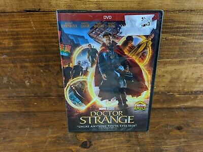 Doctor Strange (Brand New DVD, 2017) Marvel Studios Free Shipping