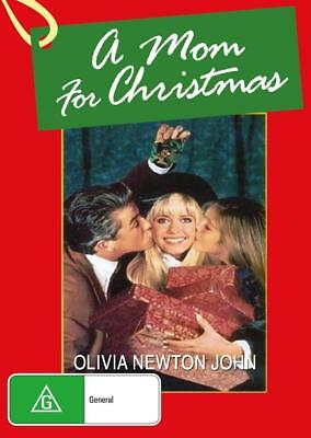 A Mom For Christmas - Olivia Newton John - Dvd - Free Local Post
