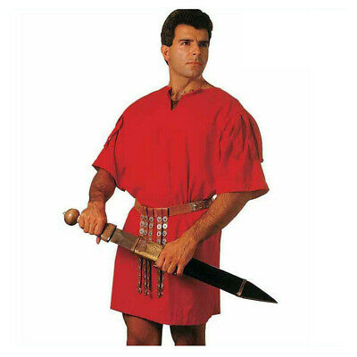 Roman Tunic for Lorica Medieval Greek Spartan Drama Play Re-enactment Costume