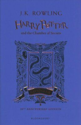 Harry Potter and the Chamber of Secrets - Ravenclaw Edition 9781408898130