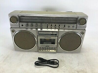 Panasonic RX-5150 Vintage Cassette Ambience Boombox WORKS GREAT