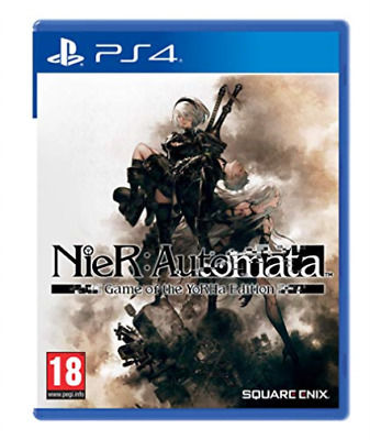 Software - PS4-Nier:Automata Game Of The Yorha Ed GAME NEW