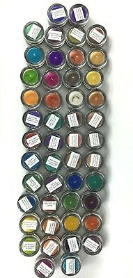 Lot of 48 Twinkling H2O's Shimmering Mica Watercolor Paint LuminArte Angel Wings