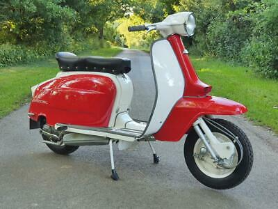 Lambretta Sale day LI TV SX GD DL 125 150 175 200 DEC 27-31 North Bedfordshire