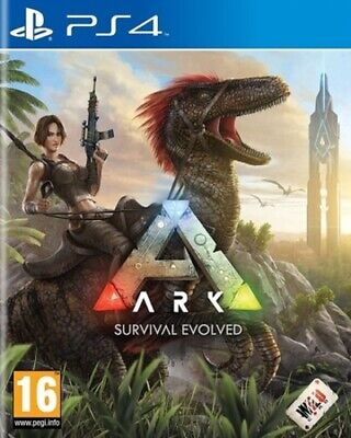 ARK: Survival Evolved (PS4) PEGI 16+ Shoot 'Em Up ***NEW*** Fast and FREE P & P