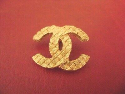 Chanel CC logo large size clips earring 1 piece