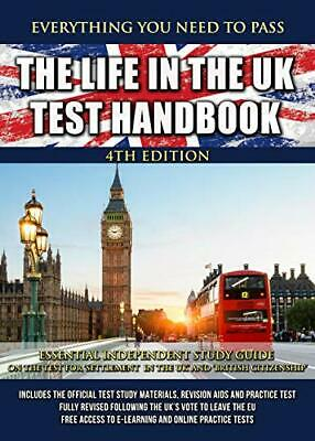The Life in the UK Test Handbook 2019: Essential independent study guide on the