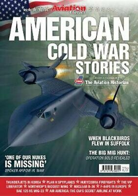 American Cold War Stories by Aviation Historian 9781911639015   Brand New