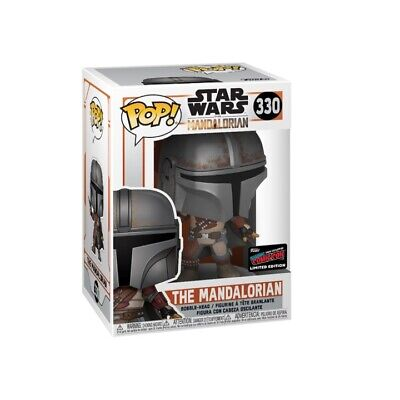 Funko Pop! The Mandalorian Star Wars NYCC Shared Exclusive