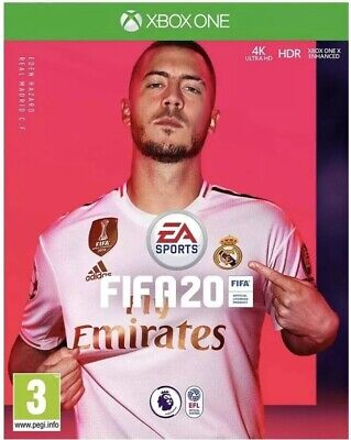New FIFA 20 (Xbox One, 2019) - Collection Only From ACCRINGTON.