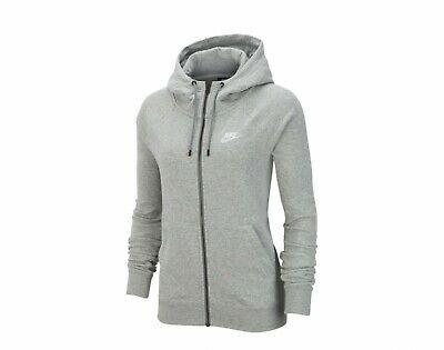 Nike Sportswear Essential Full-Zip Fleece Women's Hoodie