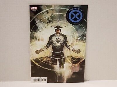 Powers of X #2 (NM/NM+ or 9.4/9.6) Huddleston 1:10 Havok Variant - 2019 Marvel