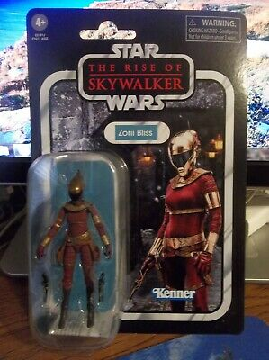 """Star Wars The Rise of Skywalker Zorii Bliss Vintage Collection VC157 """"NEW"""""""