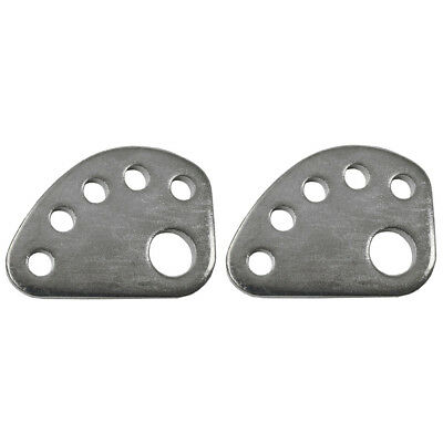 Alignment Camber Caster Plate Front Upper Moog K100326