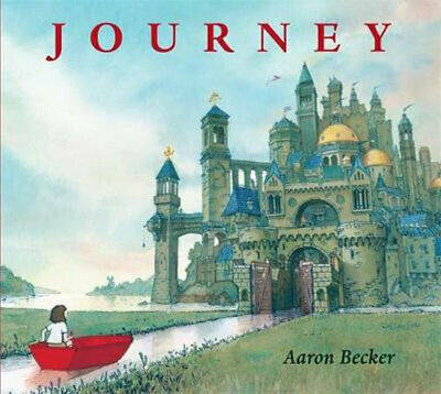 NEW Journey By Aaron Becker Hardcover Free Shipping