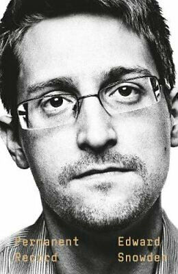 NEW Permanent Record By Edward Snowden Paperback Free Shipping