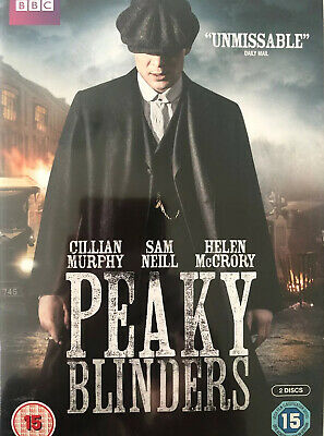 New - Peaky Blinders Series 1 DVD, 2013 - with Special Feature - 2 Disc Set