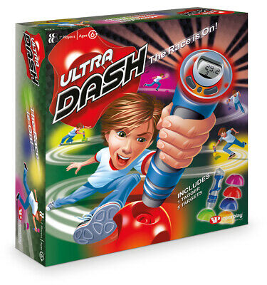 Ultra Dash Family Action Game