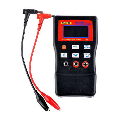 Mlc500 Professional Capacitance Meters, Capacitance Inductance Lc Tester New