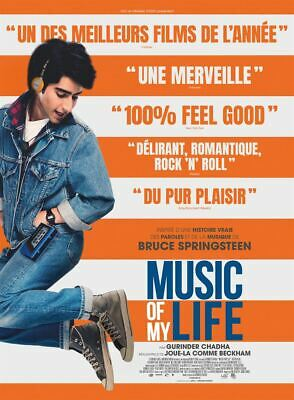MUSIC OF MY LIFE - Bruce Springsteen - 2 places billets tickets cinéma