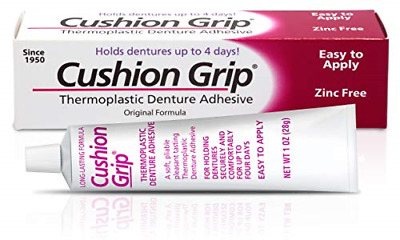 Cushion Grip - a Soft Pliable Thermoplastic for Refitting and Tightening Dent...