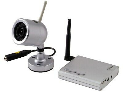 camera de surveillance kit sans fil Profille  int/ext lecture sur TV