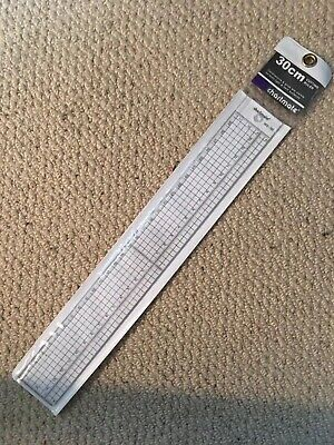 30cm Chartmate Cutting Ruler