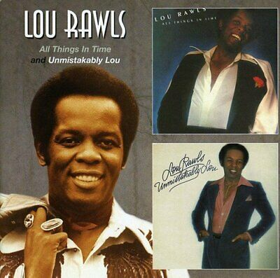 Rawls, Lou - All Things In Time/Unmistakably Lou - Rawls, Lou CD PSLN The Cheap
