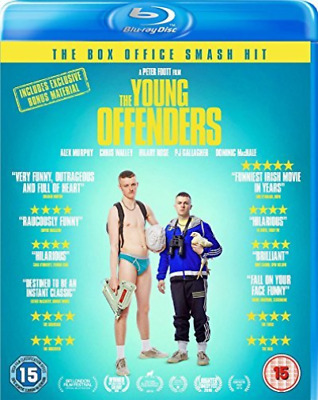 The Young Offenders BLU-RAY NEW