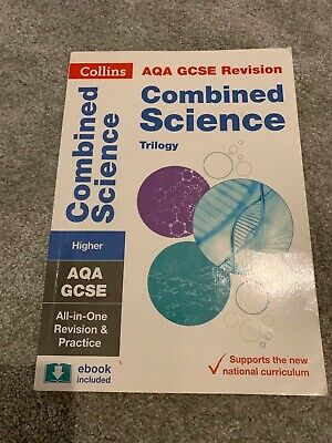 Collins AQA GCSE Combined Science Trilogy Higher All-in-One Revision & Practice