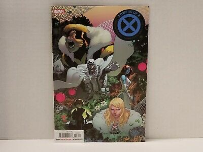 Powers of X #2 - 1st Print (NM- or 9.2) - Hickman - 2019 Marvel