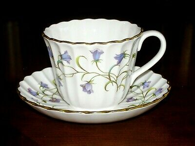 Spode Canterbury Fine Bone China Cup & Saucer Set