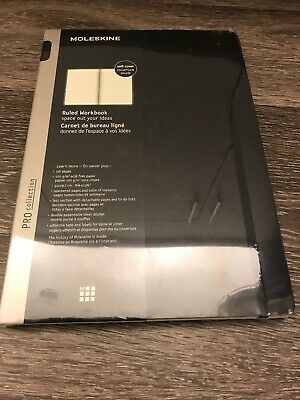 Moleskine Soft Cover 176 Pages Ruled Notebook 8 1/4 By 11 3/4