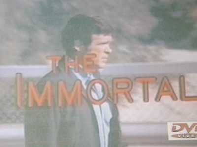 THE IMMORTAL COMPLETE ON DVD/Included Pilot Movie and 15 Episodes